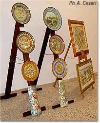 La mostra a Lecce presso il Castello Carlo V