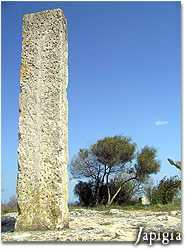 Menhir Salentino